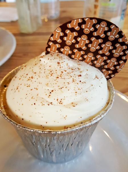 Bakery Lorraine Eggnog Pot de Creme