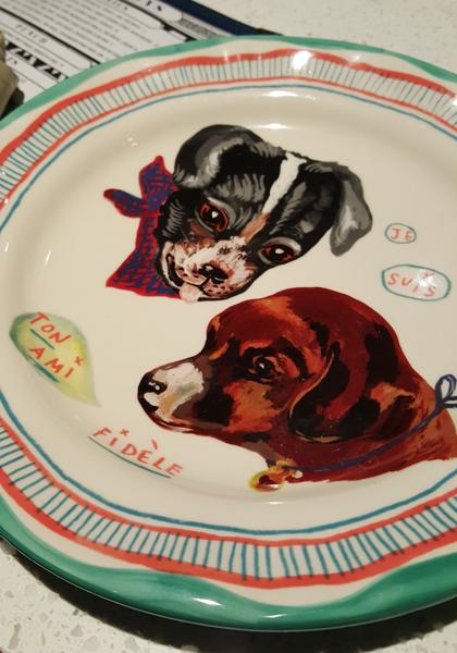 Mockingbird Plates