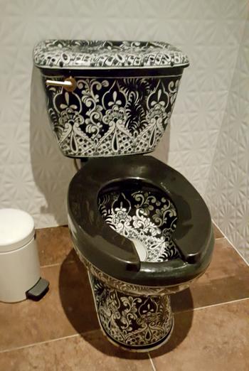 Mockingbird Toilet