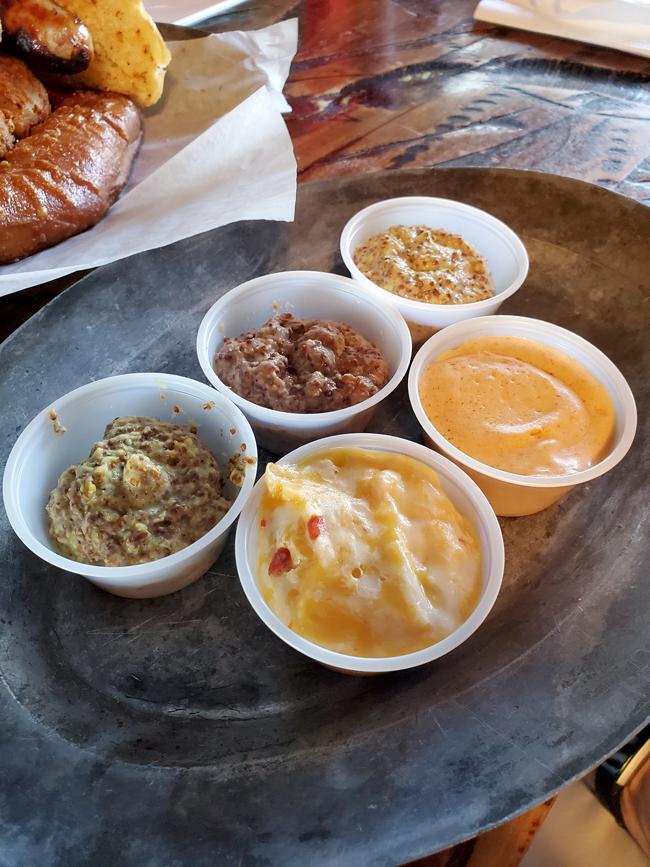 Brewhaus Mustard & Cheese
