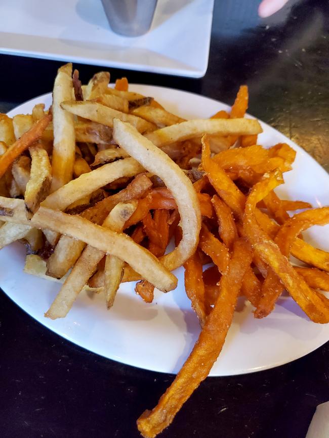 Urban Stack Fries